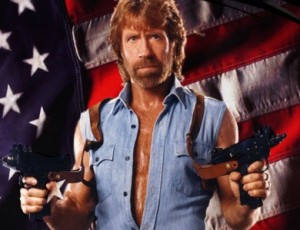 WALLPAPER - CHUCK NORRIS